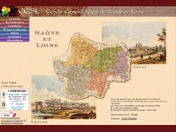 Cercle Genealogique de Saone et Loire
